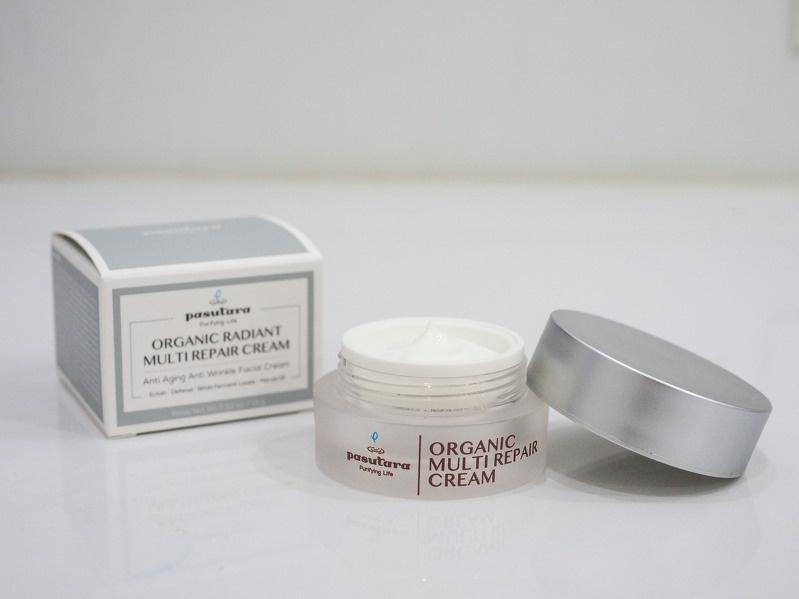 pasutara Organic Radiant Multi Repair Cream