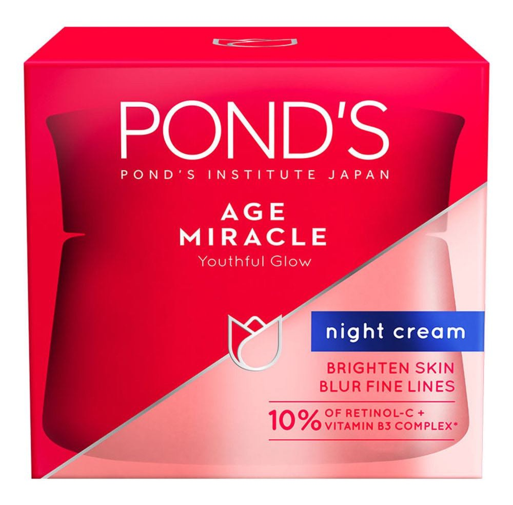 Pond's Age Miracle Youthful Glow Night Cream