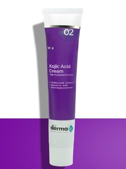 The derma CO Kojic Acid Cream