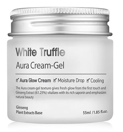 The Plant Base White Truffle Aura Cream-Gel