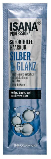 Isana Haarkur Silber & Glanz