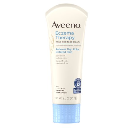 Aveeno Eczema Therapy Hand And Face Cream