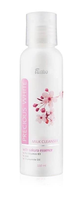 Fanbo Precious White  Milk Cleanser