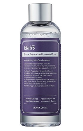Klairs Supple Preparation Toner Unscented