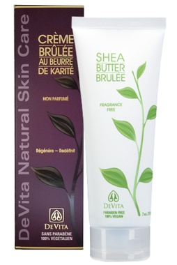 DeVita Shea Butter Hand And Body Brulee