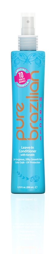 Pure Brazilian Leave In Conditioner