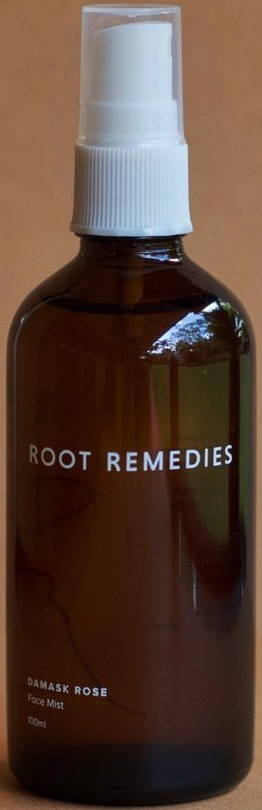 Root Remedies Damask Rose Face Mist