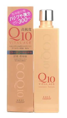 Kose Vital Age Q10 Milky Lotion