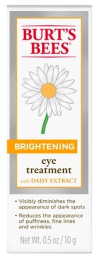 Burt's Bees Brightening Eye Treatment