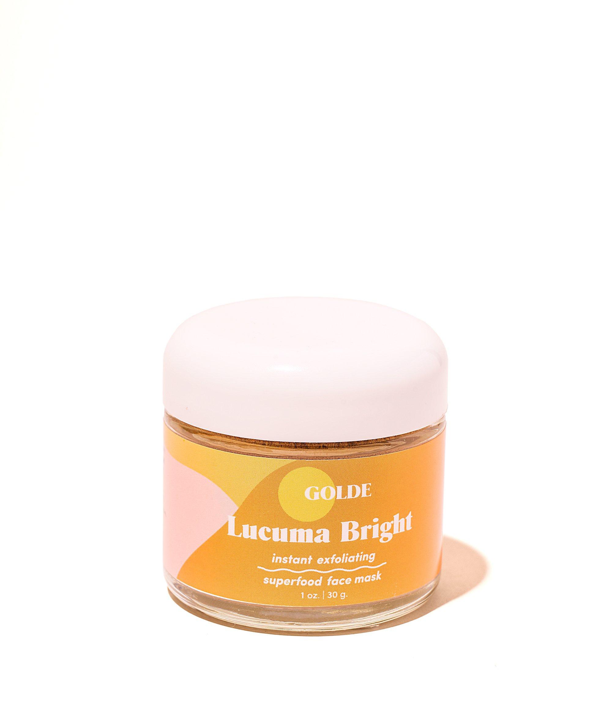 Golde Lucuma Bright Face Mask