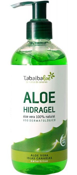 Tabaibaloe Aloe Hidragel