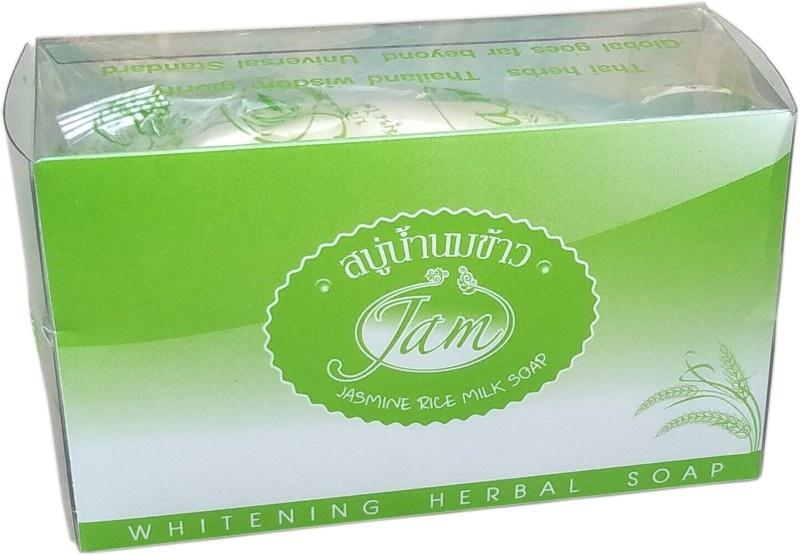 Jam Jasmine Rice Milk Soap