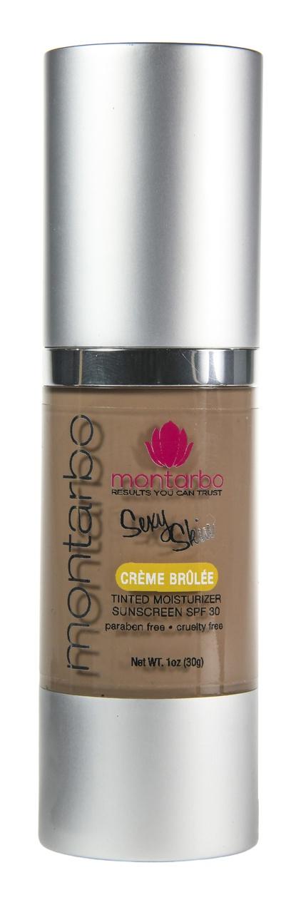 Montarbo Skincare Sexy Skin Tint Cream Brulee Spf 30