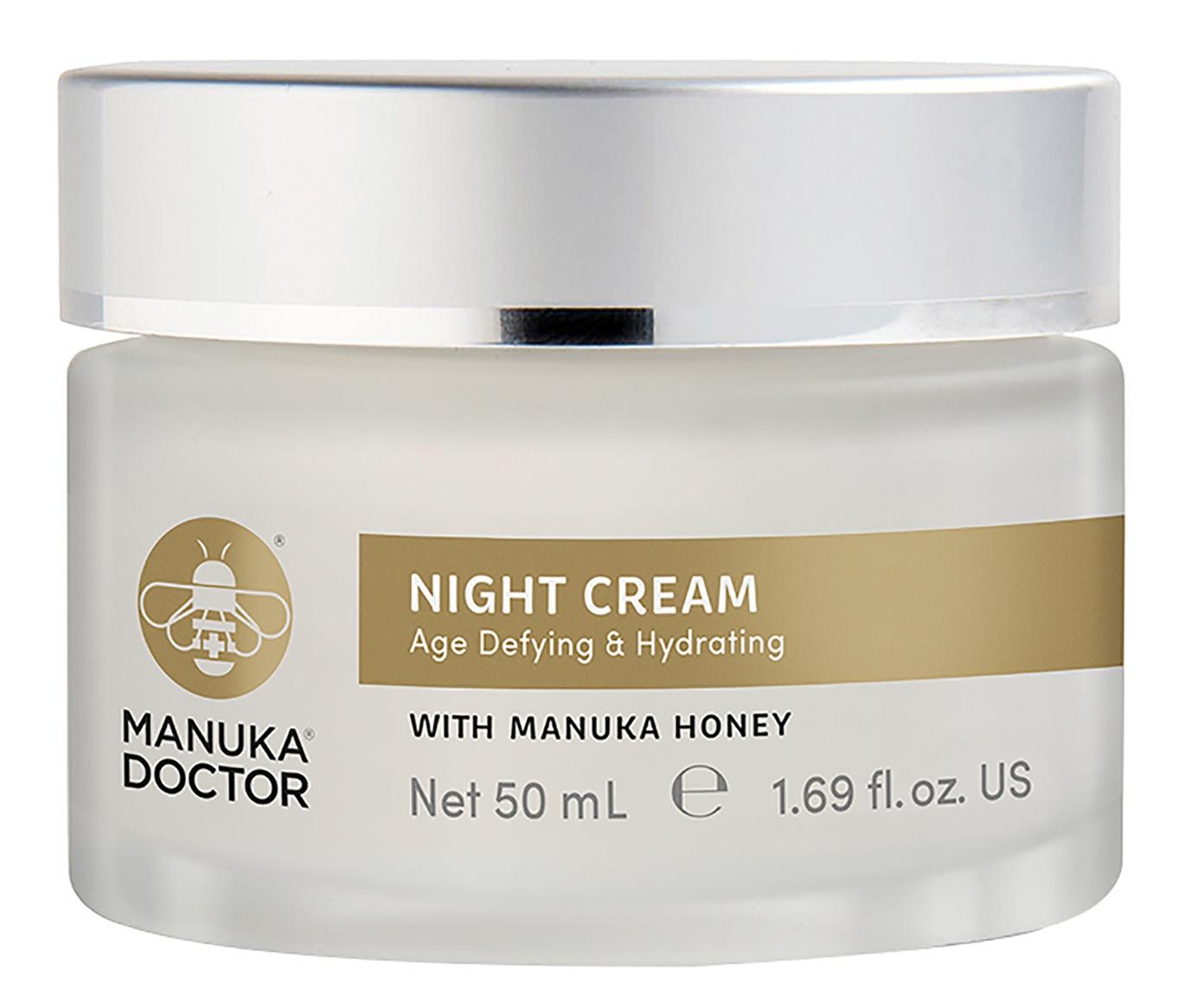 Manuka Doctor Manuka Skincare Night Cream