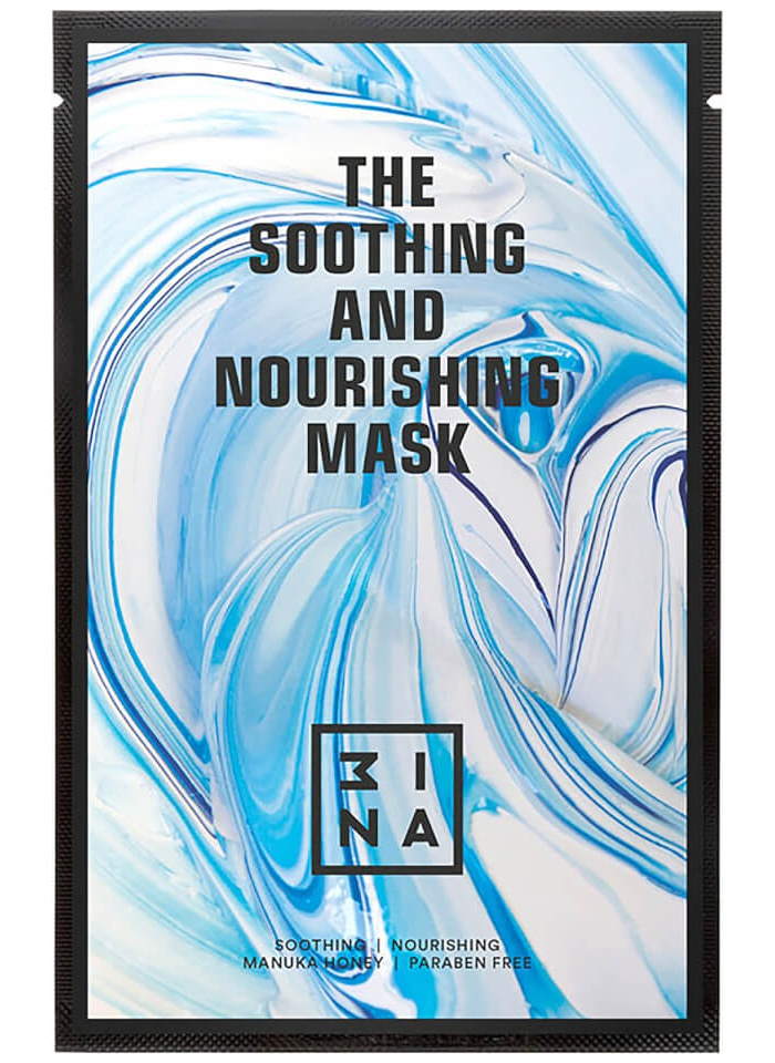 3INA The Soothing And Nourishing Mask