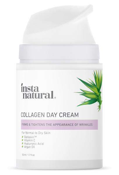 InstaNatural Collagen Day Cream