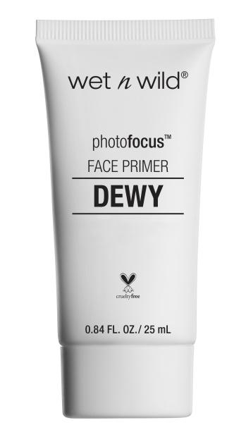 Wet n Wild Photo Focus Face Primer Dewy