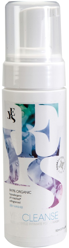YES Cleanse Intimate Wash