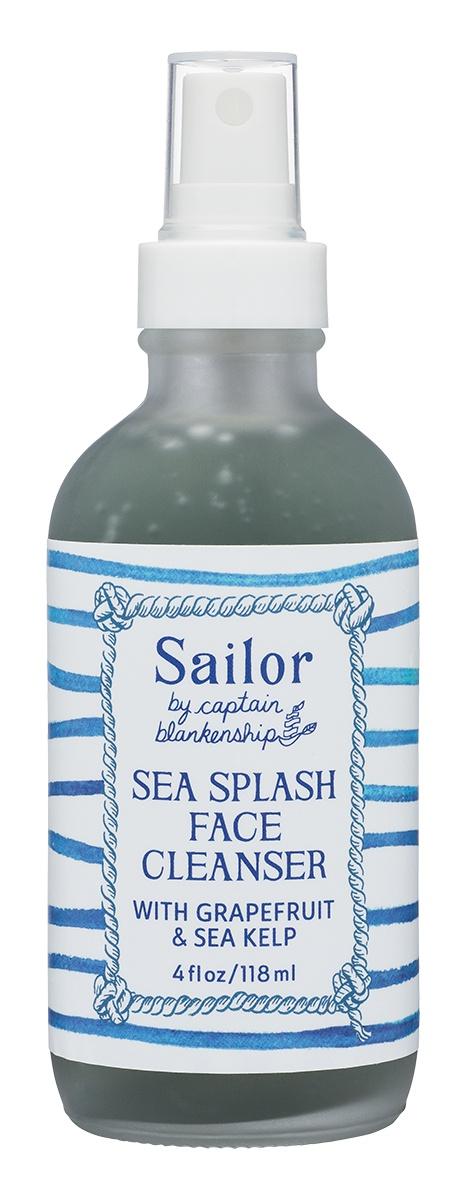 Captain Blankenship Sailor Sea Splash Cleanser