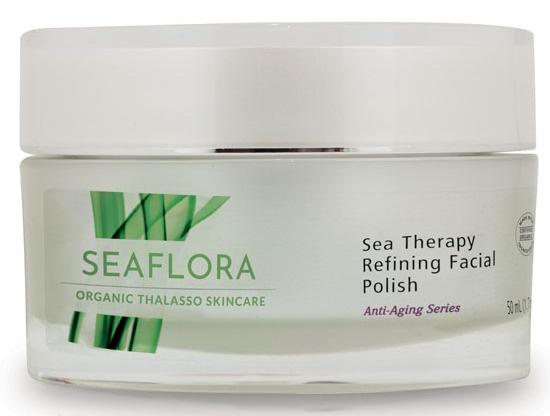 Seaflora Skincare Sea Therapy Refining Facial Polish