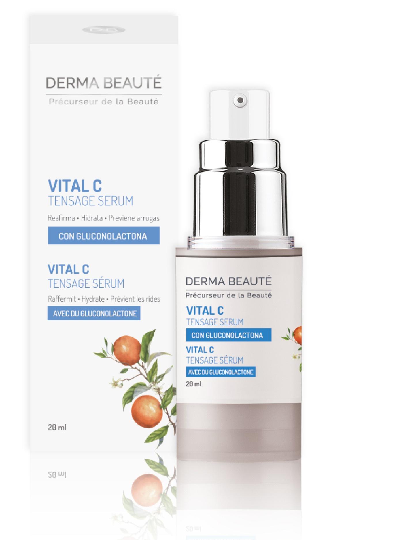 Derma Beauté Vital C Tensage Serum