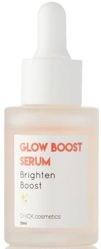 Chick Cosmetics Glow Boost Serum Brighten Boost