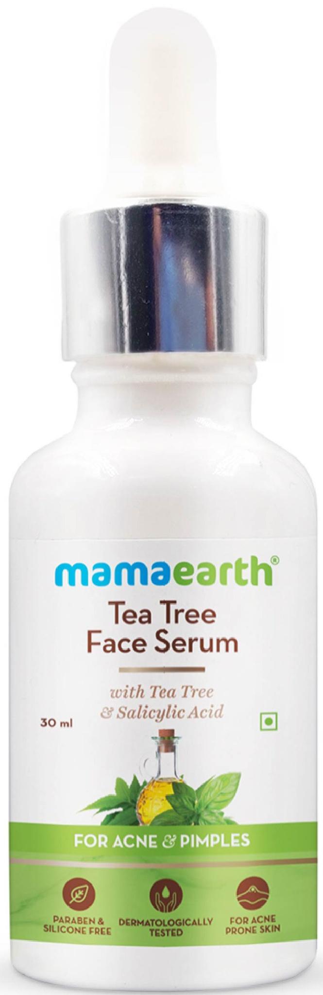 Mamaearth Tea Tree Face Serum