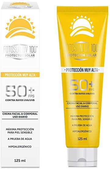 Fotosun UV 100 Protector Solar