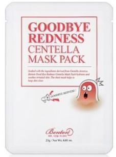 Benton Goodbye Redness Centella Mask Pack 23G