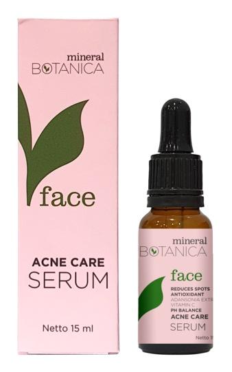 Mineral botanica Acne Care - Face Serum