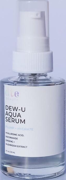 down to earth beauty Dew-U Aqua Serum