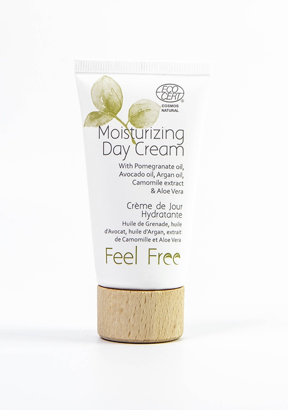 Feel free Moisturizing Day Cream