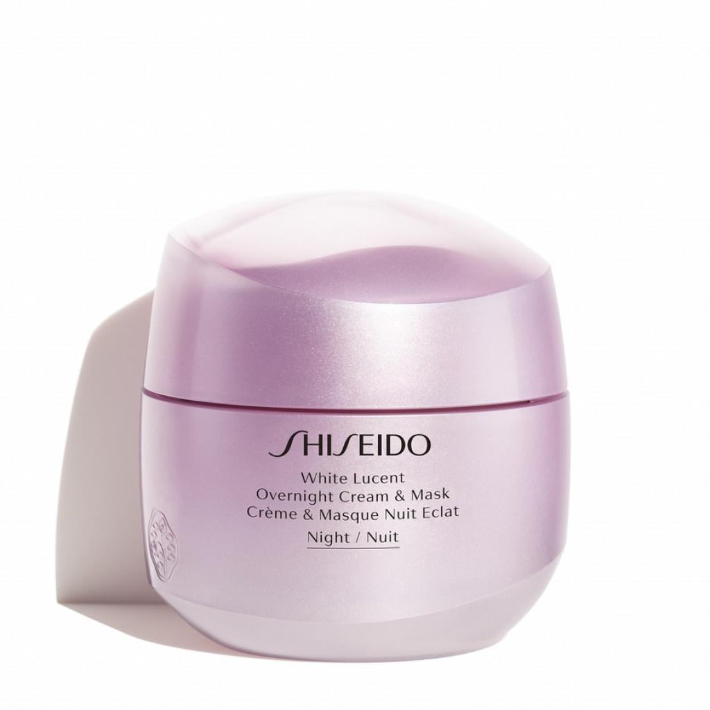 Shiseido Overnight Cream & Mask Crema Viso