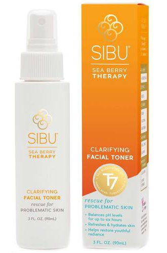 Sibu Beauty Clarifying Facial Toner