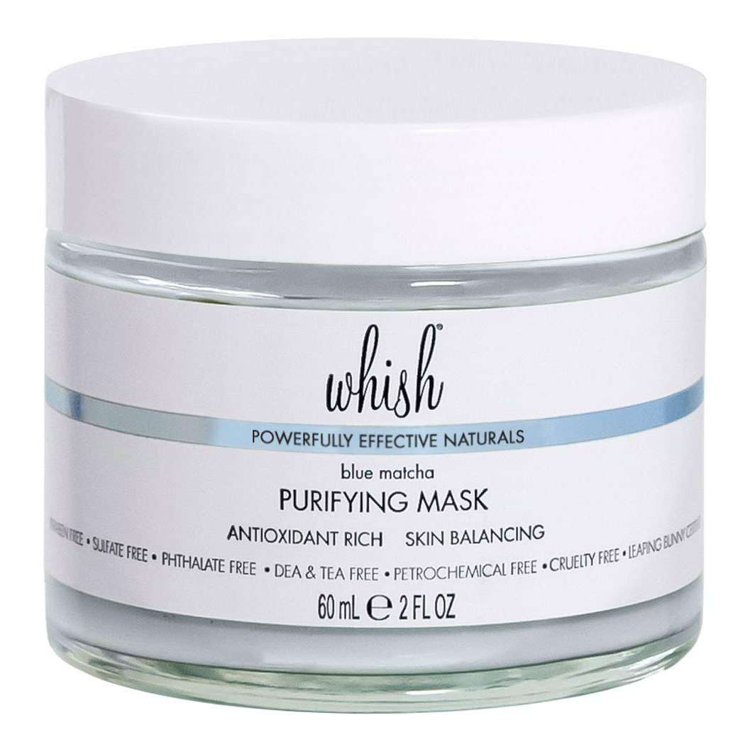 Whish Blue Matcha Purifying Mask