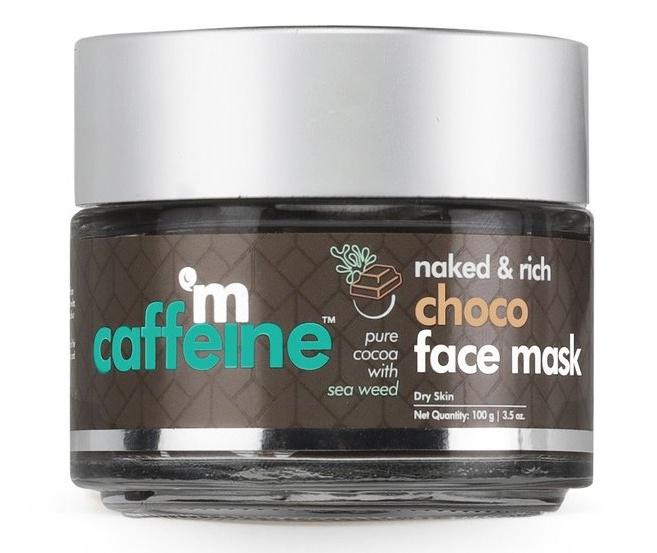MCaffeine Choco Face Mask