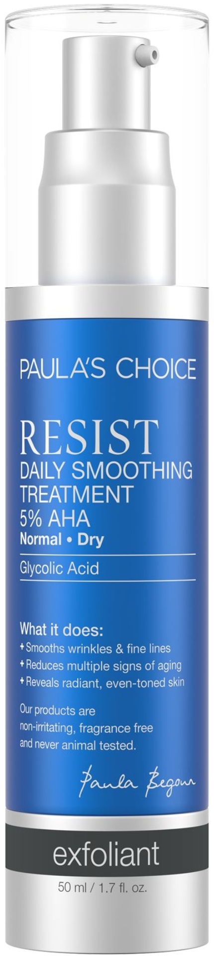Paula's Choice Resist Daily Smoothing Treatment 5% Aha