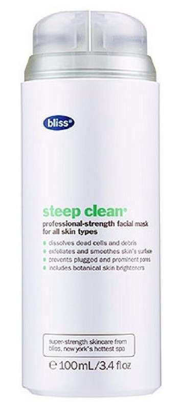 Bliss Steep Clean