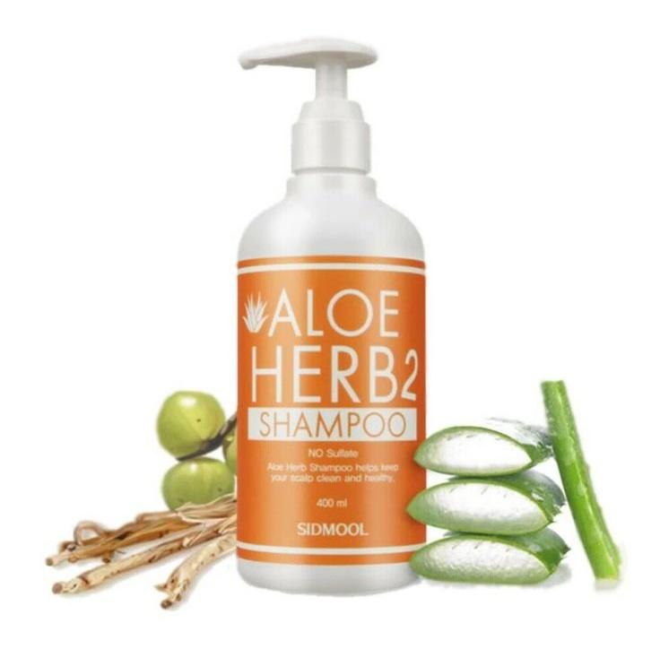 Sidmool Aloe Herb 2 Shampoo