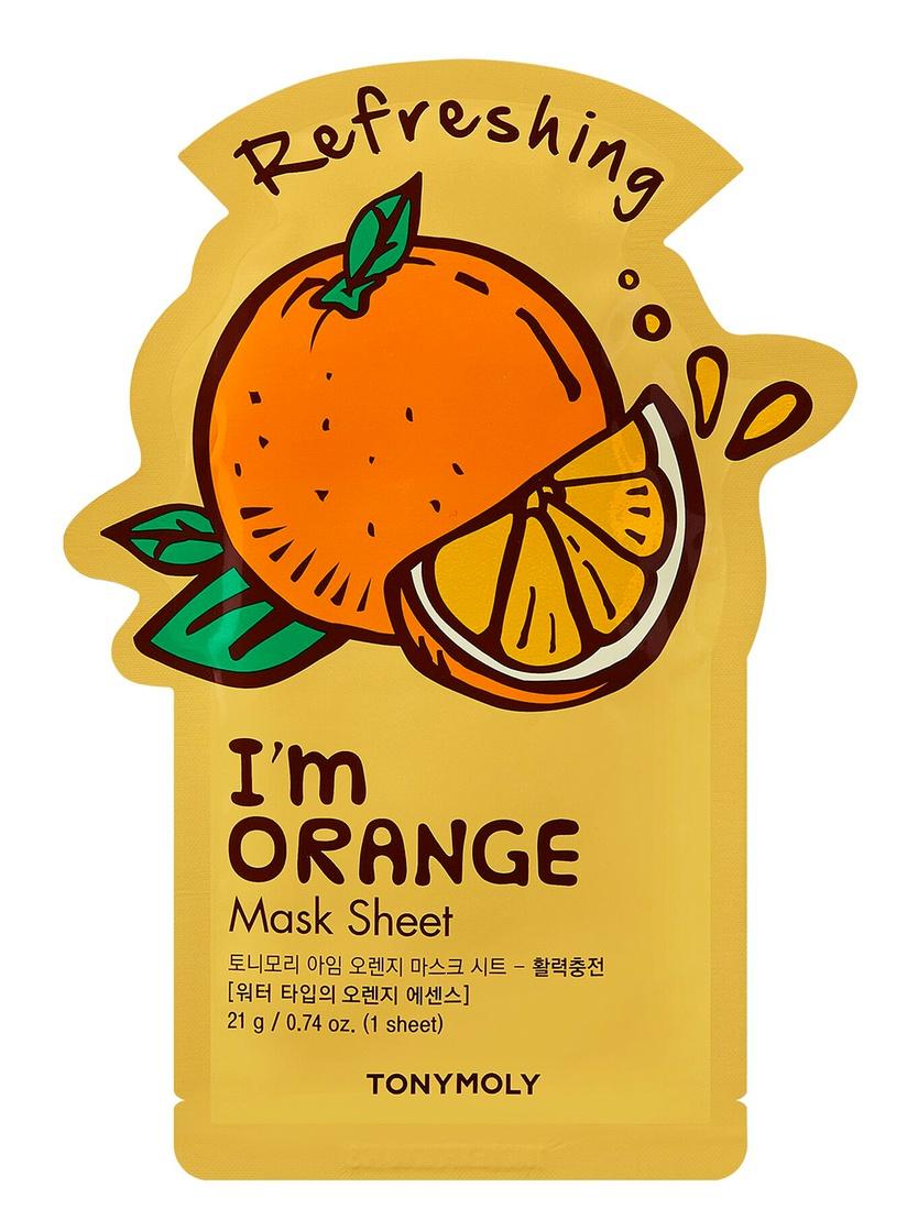 TonyMoly I'm Orange Sheet Mask