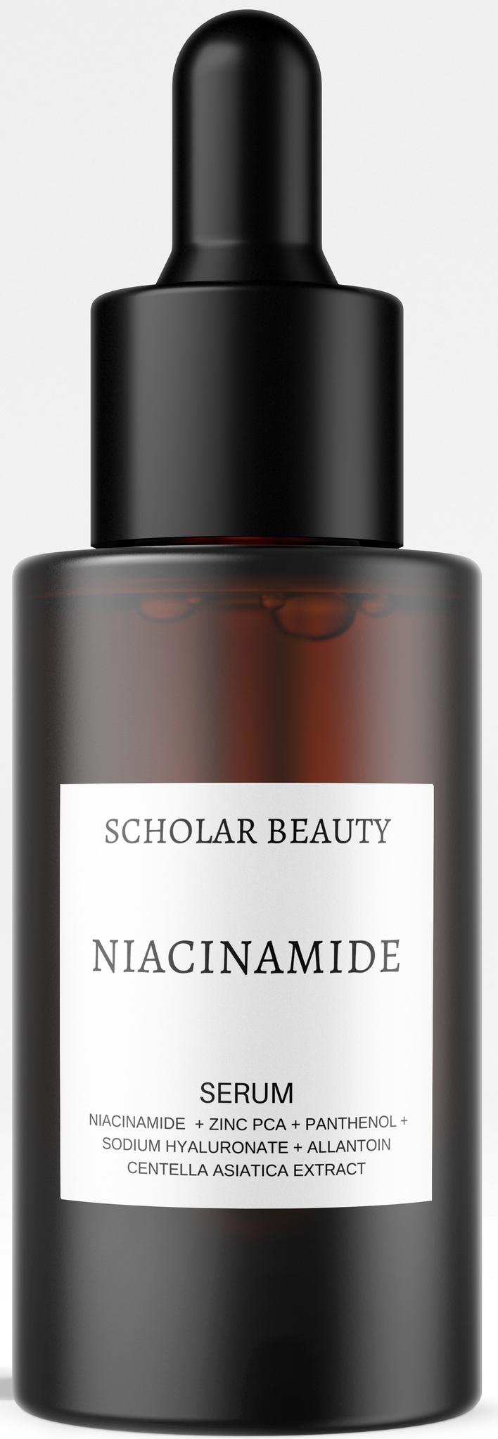 Scholar Beauty Scholar Beauty Niacinamide Serum