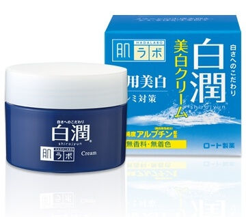 Hada Labo Shirojyun Deep Whitening Cream