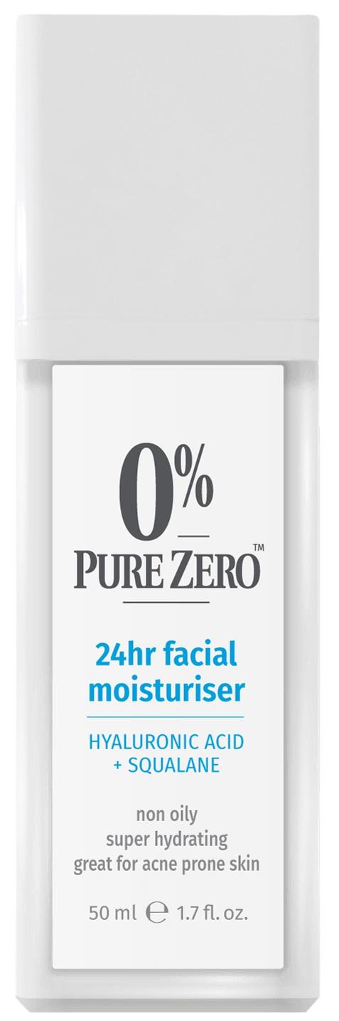 Pure zero 24 Hour Facial Moisturiser