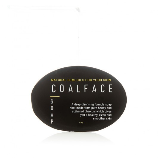 Kayman Beauty Coalface Soap