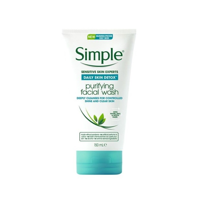 Simple Purifying Facial Wash