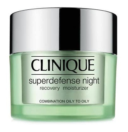 Clinique Superdefense Night Recovery Skin Types 3/4