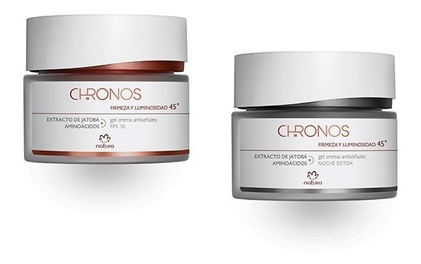 Natura Chronos Gel Crema Antiseñales +45