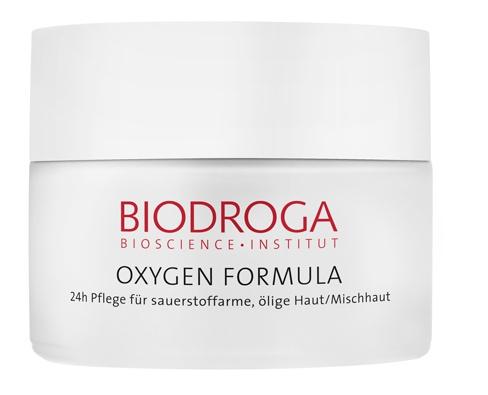 Biodroga Oxygen Formula 24h Care - Dry Skin