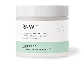 RNW Der. Pore  Peeling Toner Pad Mild