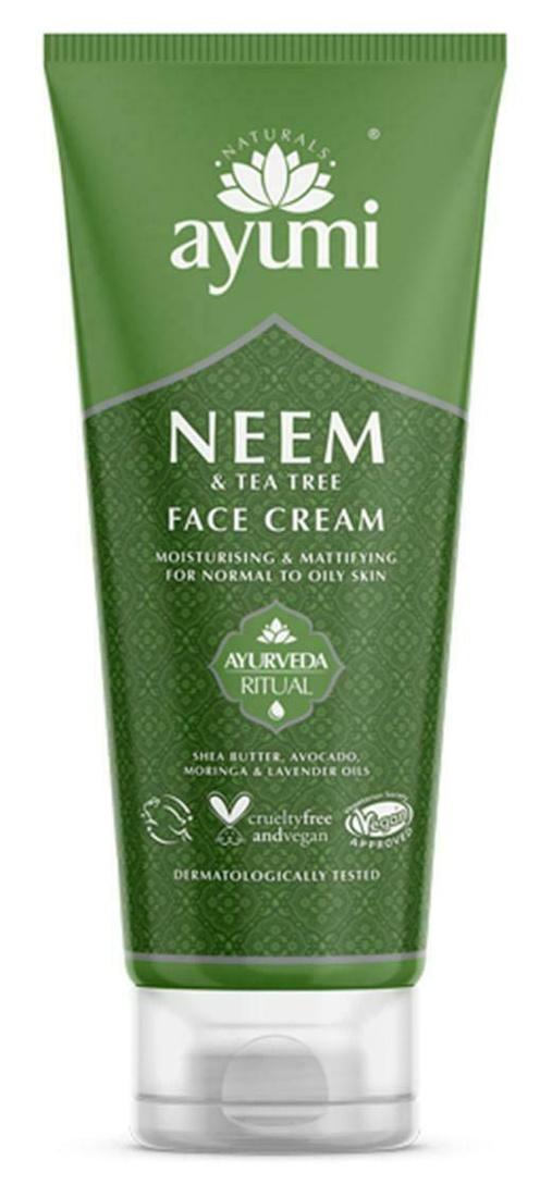 Ayumi Neem & Tea Tree Face Cream